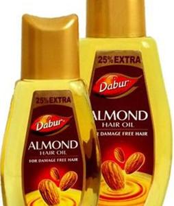 Миндальное масло для волос, Dabur