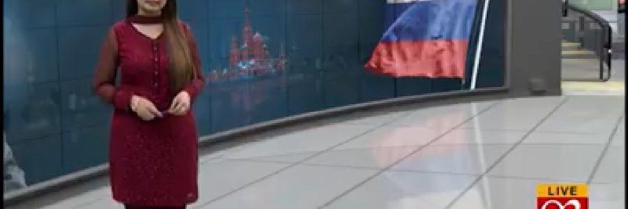 """""""Сказочный Восток"""" в Пензе посетили корреспонденты пакистанского канала 92news"""