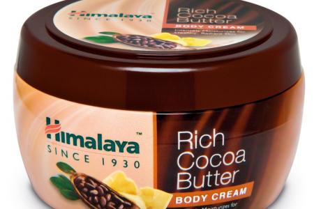 Крем для тела с Какао маслом 200 мл, Himalaya