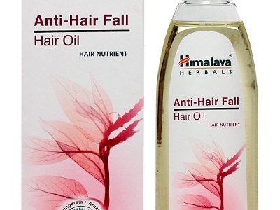 Масло против выпадения волос Хималая