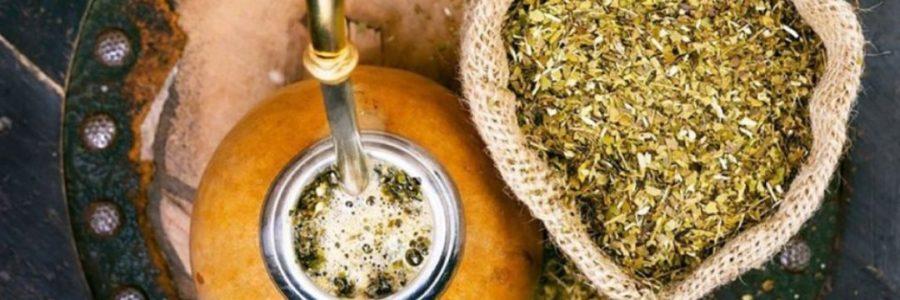 Чай мате для снижения веса