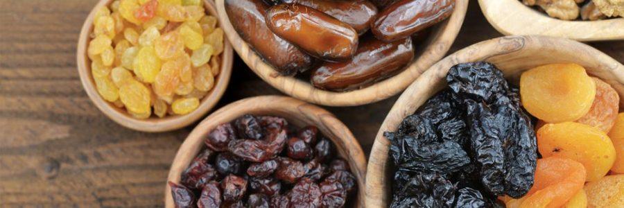 Восточные сладости и сухофрукты